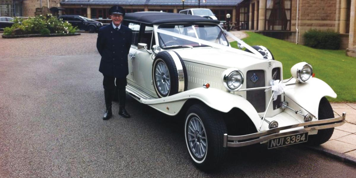 about wharfedale wedding cars